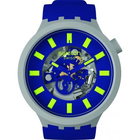 Swatch - Big Bold Bioceramic LIMY SBO3M103 Uhr