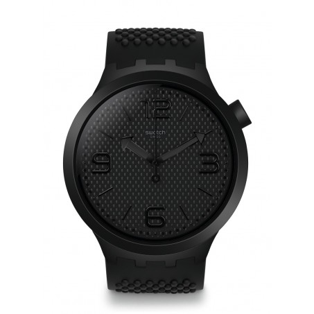 Swatch - Originals Big Bold BBBLACK SO27B100 Uhr