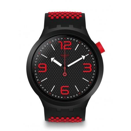 Swatch - Originals Big Bold BBBLOOD SO27B102 Uhr
