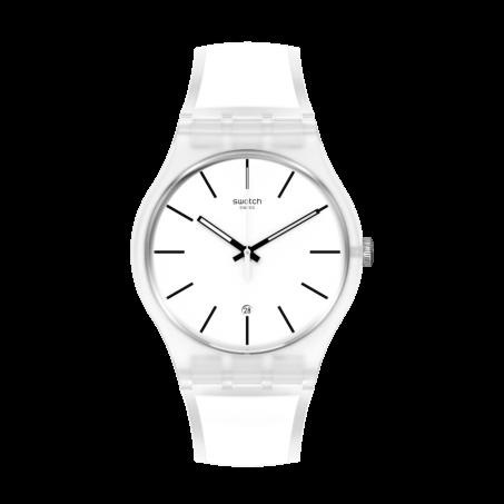 Swatch - Originals New Gent WHITE TRIP SO29K401 Uhr