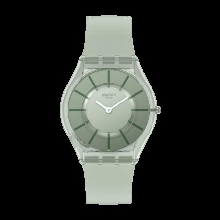 Swatch - Skin Classic Biosourced VERT D'EAU SS08G103 Uhr