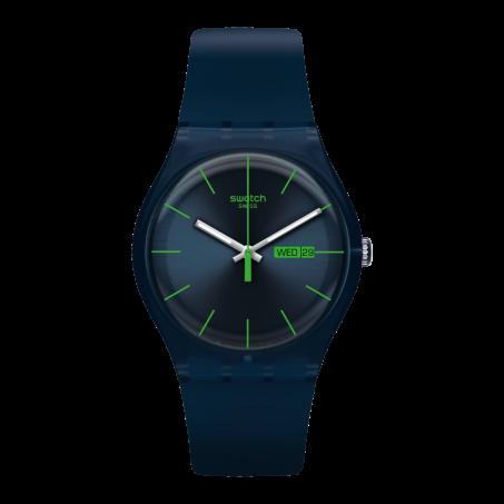 Swatch - Originals New Gent BLUE REBEL SUON700 Uhr