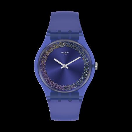 Swatch - Originals New Gent PURPLE RINGS SUOV106 Uhr