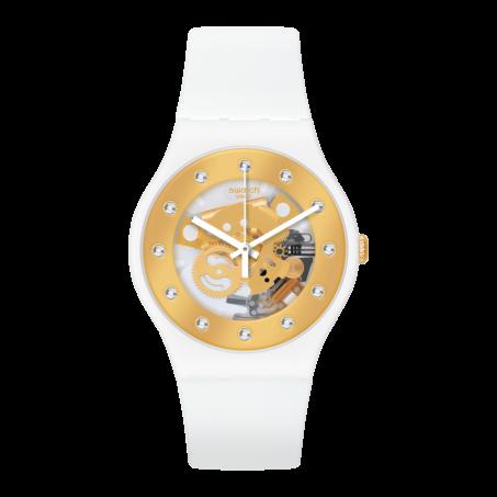Swatch - Originals New Gent SUNRAY GLAM SUOZ148 Uhr