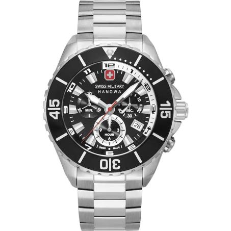 Swiss Military Hanowa - Ambassador Chronograph 06-5341.04.007 Uhr
