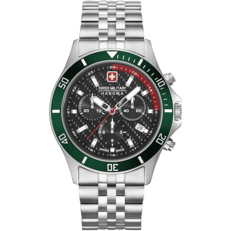 Swiss Military Hanowa - Flagship Racer Chronograph 06-5337.04.007.06 Uhr