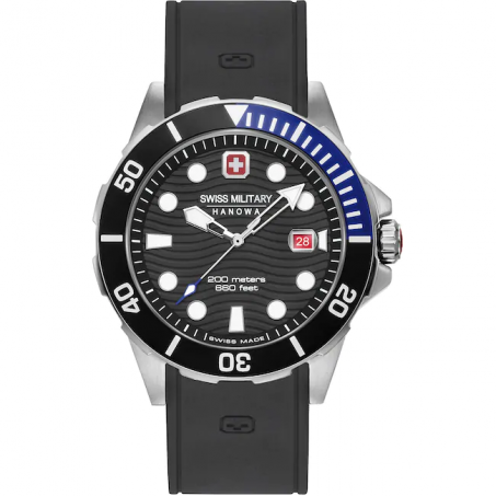 Swiss Military Hanowa - Offshore Diver 06-4338.04.007.03 Uhr