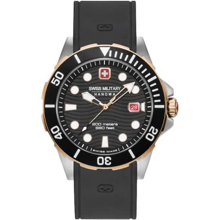 Swiss Military Hanowa - Offshore Diver 06-4338.12.007 Uhr