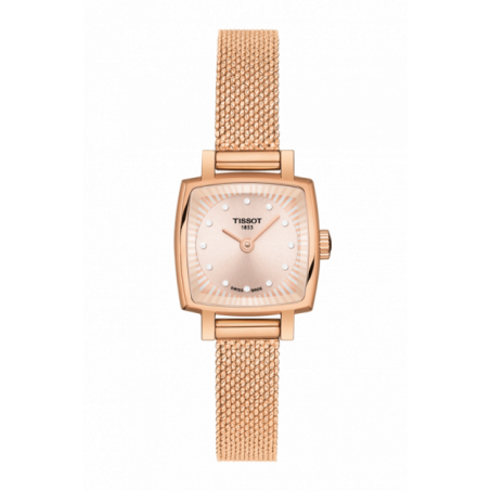 Tissot - Lovely Square T058.109.33.456.00 Uhr