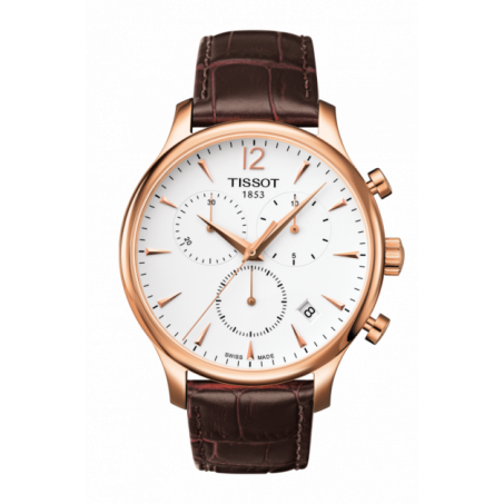 Tissot - Tradition Chronograph T063.617.36.037.00 Uhr