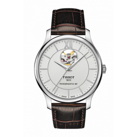 Tissot - Tradition Powermatic 80 Open Heart T063.907.16.038.00 Uhr