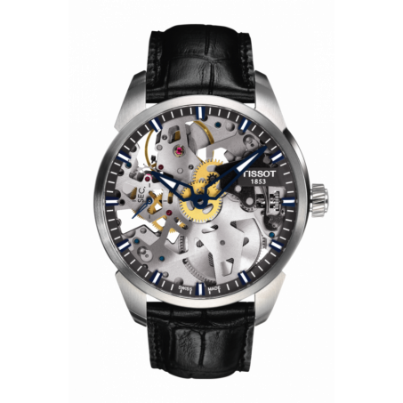 Tissot - T-Complication Squelette Mechanical T070.405.16.411.00 Uhr