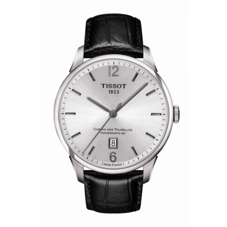 Tissot - Chemin Des Tourelles Powermatic 80 T099.407.16.037.00 Uhr