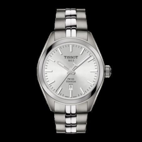 Tissot - PR 100 Titanium Quartz Lady T101.210.44.031.00 Uhr