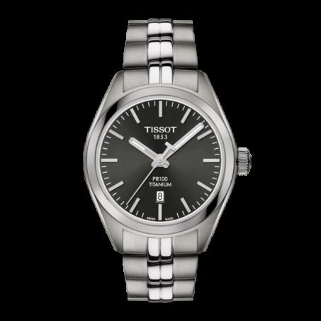 Tissot - PR 100 Titanium Quartz Lady T101.210.44.061.00  Uhr