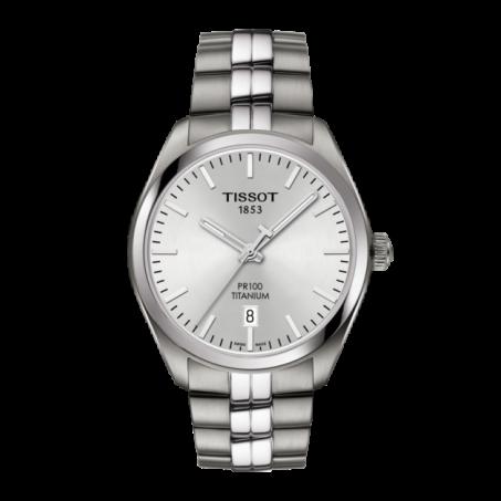 Tissot - PR 100 Titanium Quartz T101.410.44.031.00  Uhr