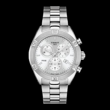 Tissot - PR 100 Sport Chic Chronograph T101.917.11.031.00 Uhr
