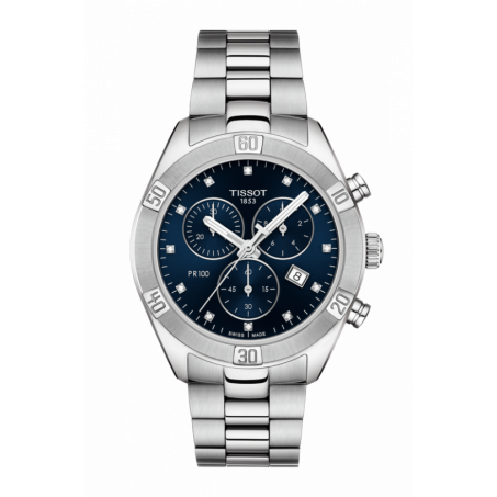 Tissot - PR 100 Sport Chic Chronograph T101.917.11.046.00 Uhr