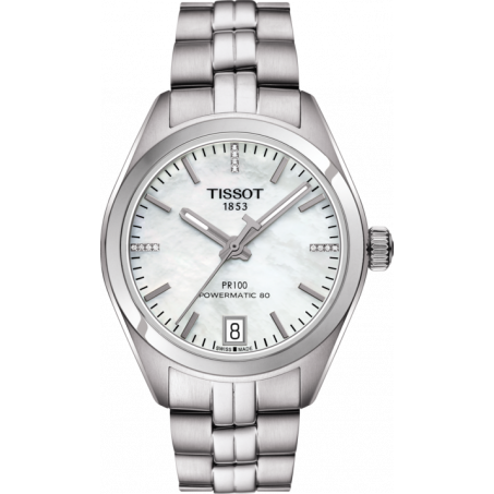 Tissot - PR 100 Powermatic 80 Lady T101.207.11.116.00 Uhr