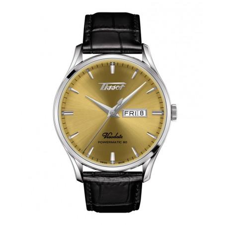 Tissot - Heritage Visodate Powermatic 80 T118.430.16.021.00 Uhr