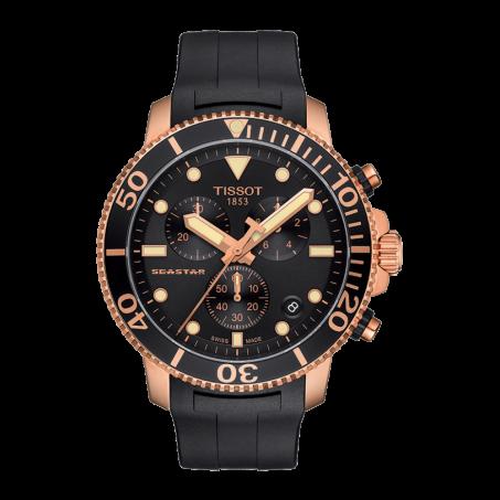 Tissot - Seastar 1000 Chronograph T120.417.37.051.00 Uhr