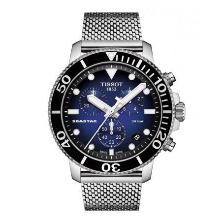 Tissot - Seastar 1000 Chronograph T120.417.11.041.02 Uhr
