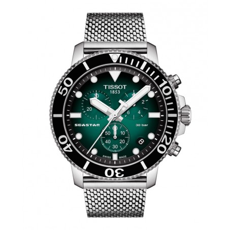 Tissot - Seastar 1000 Chronograph T120.417.11.091.00 Uhr
