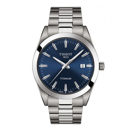 Tissot - Gentleman Quartz Titanium T127.410.44.041.00 Uhr