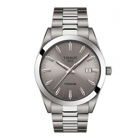 Tissot - Gentleman Quartz Titanium T127.410.44.081.00 Uhr