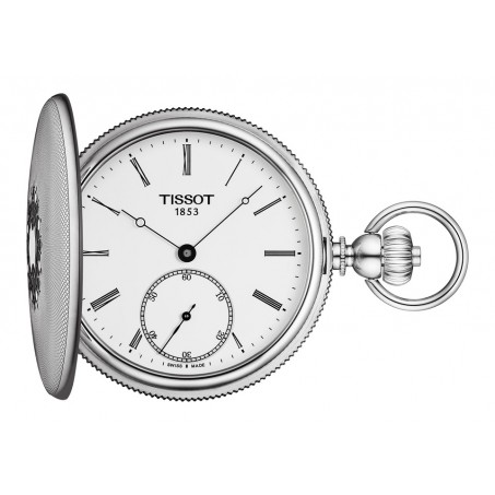 Tissot - Savonnette Mechanical T867.405.19.013.00 Uhr