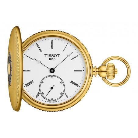 Tissot - Savonnette Mechanical T867.405.39.013.00 Uhr