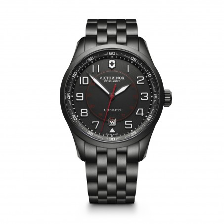 Victorinox - Airboss Mechanical Black Edition 241740 Uhr