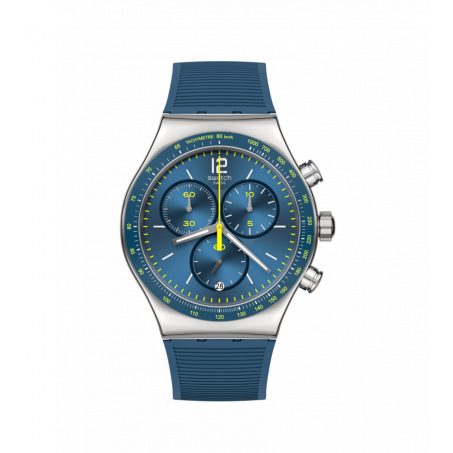 Swatch - Irony Chrono DATELINE  YVS482 Uhr