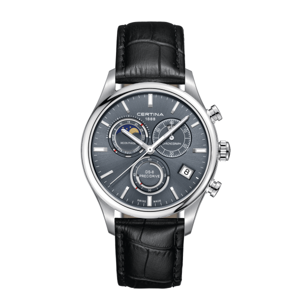 Certina - DS-8 Chronograph Moon Phase C033.450.16.351.00 Uhr