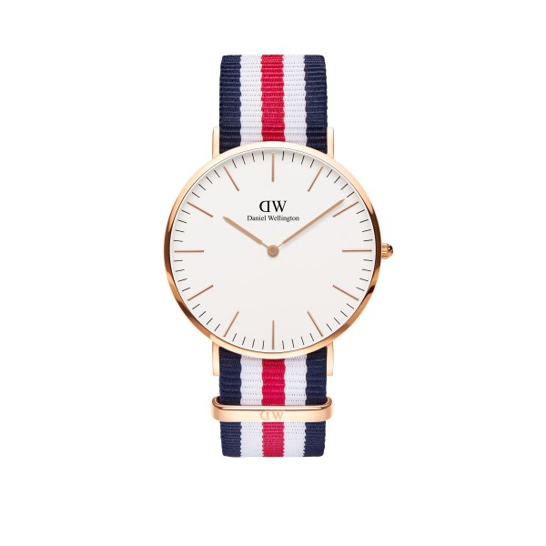 Daniel Wellington Classic Collection DW00100002 Uhr