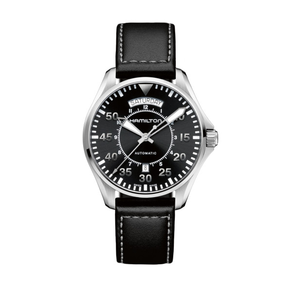 Hamilton Khaki Pilot Day Date H64615735 Uhr