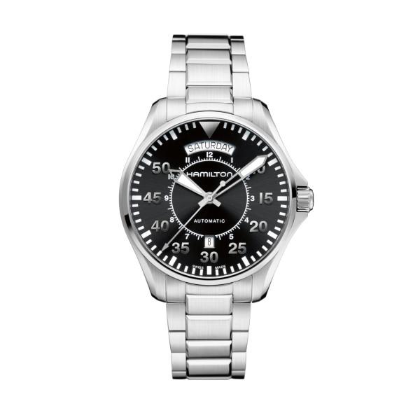 Hamilton Khaki Pilot Day Date H64615135 Uhr
