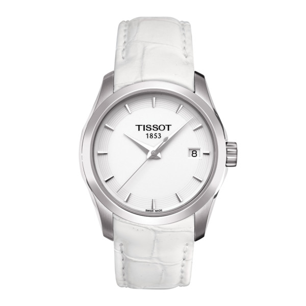 Tissot Couturier Quartz T035.210.16.011.00 Uhr