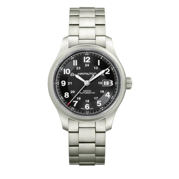 Hamilton - Khaki Titanium H70525133 Uhr