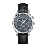 Certina - DS-8 Chronograph Moon Phase Damenuhren / Herrenuhren Online Shop - günstig kaufen bei Studer & Hänni AG
