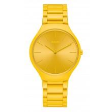 Rado - True Thinline Les Couleurs™ Le Corbusier Sunshine yellow 4320W Damenuhren / Herrenuhren Online Shop - günstig kaufen bei Studer & Hänni AG