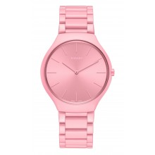 Rado - True Thinline Les Couleurs™ Le Corbusier Luminous pink 4320C  Damenuhren / Herrenuhren Online Shop - günstig kaufen bei Studer & Hänni AG