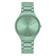 Rado - True Thinline Les Couleurs™ Le Corbusier Slightly greyed English green 32041  Damenuhren / Herrenuhren Online Shop - günstig kaufen bei Studer & Hänni AG