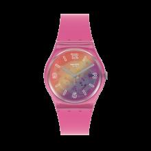 Swatch - Originals Gent ORANGE DISCO FEVER Damenuhren / Herrenuhren Online Shop - günstig kaufen bei Studer & Hänni AG