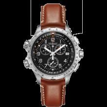 Hamilton - Khaki Aviation X-Wind GMT Chrono Quartz Damenuhren / Herrenuhren Online Shop - günstig kaufen bei Studer & Hänni AG