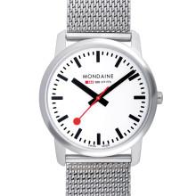 Mondaine - Simply Elegant 36mm Damenuhren / Herrenuhren Online Shop - günstig kaufen bei Studer & Hänni AG