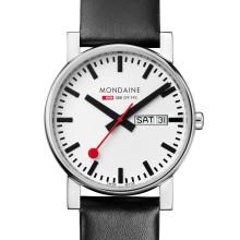 Mondaine - Evo 38 mm Damenuhren / Herrenuhren Online Shop - günstig kaufen bei Studer & Hänni AG