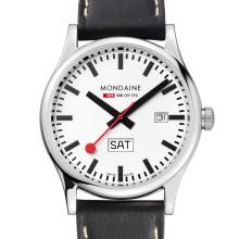 Mondaine - Sport Day Date Damenuhren / Herrenuhren Online Shop - günstig kaufen bei Studer & Hänni AG