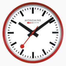 Mondaine - Wall Clock 25 cm Damenuhren / Herrenuhren Online Shop - günstig kaufen bei Studer & Hänni AG