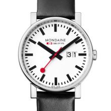 Mondaine - Evo 40 mm Damenuhren / Herrenuhren Online Shop - günstig kaufen bei Studer & Hänni AG